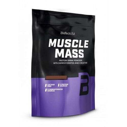 BiotechUSA Muscle Mass 1,0 kg