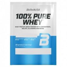 BiotechUSA 100% Pure Whey, 28 гр.