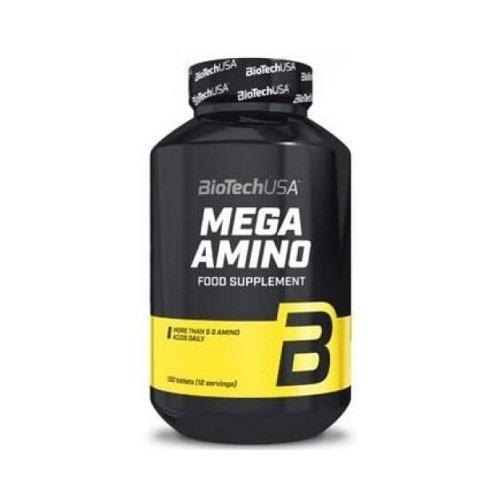 BiotechUSA Mega Amino, 100 таб.