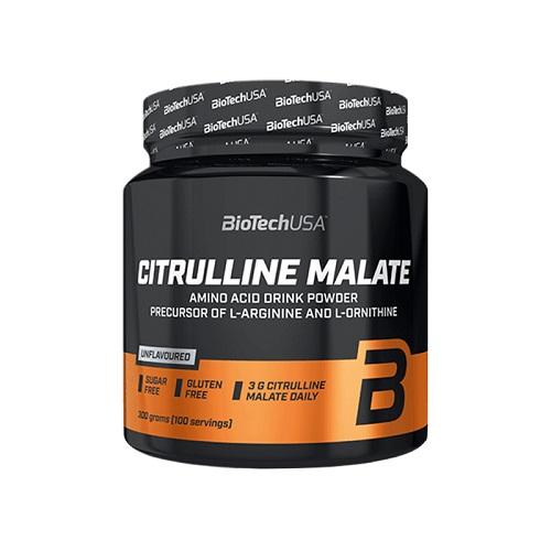 BiotechUSA Citrulline Malate, 300 гр.