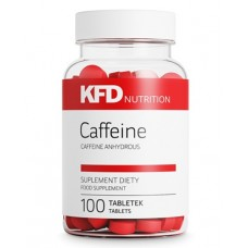 KFD Caffeine, 100 tabs