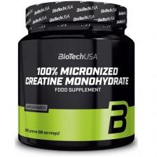 BiotechUSA 100% Creatine Monohydrate  300 g