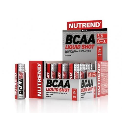 Nutrend BCAA Liquid Shot, 60 мл