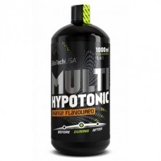 BiotechUSA Multi Hypotonic Drink concentrate (1:65) 1000 ml