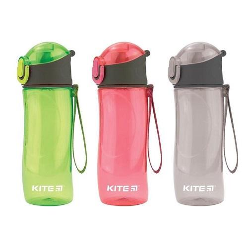 Kite, бутылка для воды с ремешком, 530мл