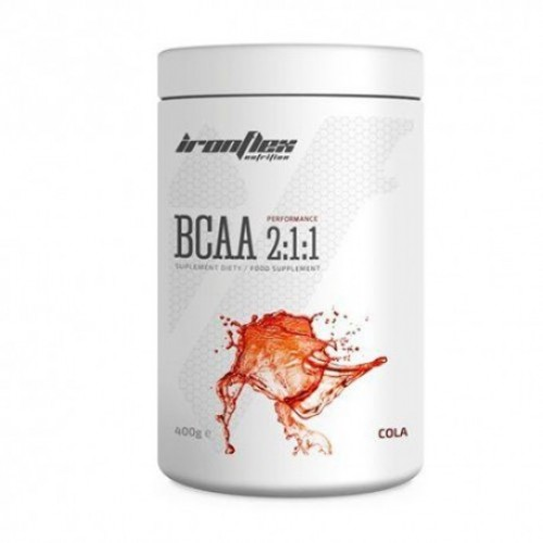 IronFlex BCAA 2-1-1 Performance 400g