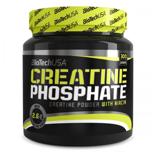 BiotechUSA Creatine Phosphate 300 g