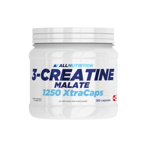 All Nutrition Tri-Creatine Malate 1250 Xtra Caps - 180 caps