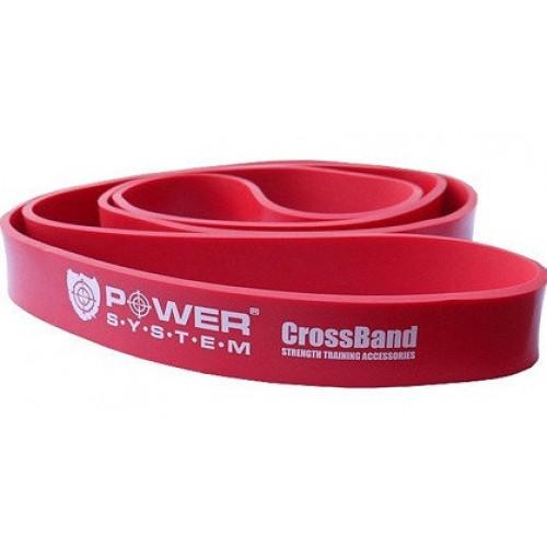 Power System Резиновая петля для тренировок PS-4053 Red