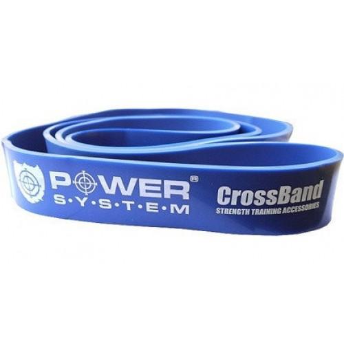 PowerSystem Резиновая петля для тренировок PS-4054 Blue