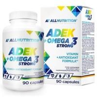 All Nutrition ADEK + Omega 3 Stong, 90 caps