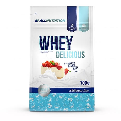 All Nutrition Whey Delicious - 700g