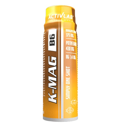ActivLab K-MAG B6 Shot, 80 ml