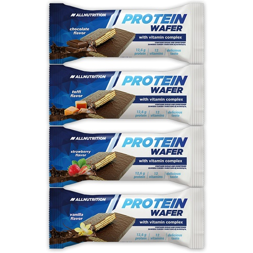 All Nutrition Protein Wafer bar, 35g