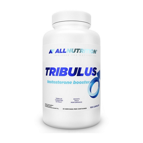 All Nutrition Tribulus, 100 caps