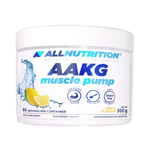 All Nutrition AAKG Muscle Pump, 300 гр.