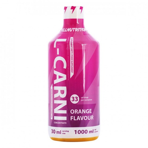 All Nutrition L-Carnitine, 1000 ml