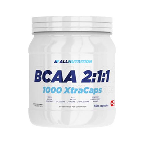 All Nutrition BCAA XtraCaps, 180 caps