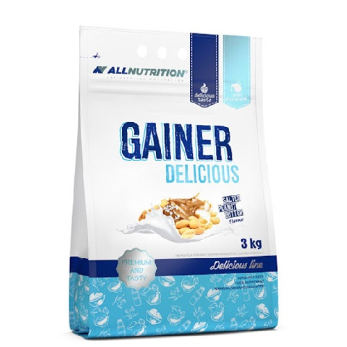 All Nutrition Delicious Gainer - 3000g