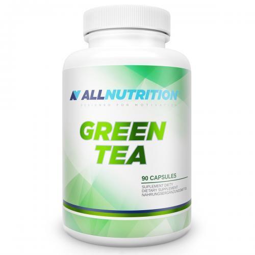 All Nutrition Adapto Grean Tea, 90 caps