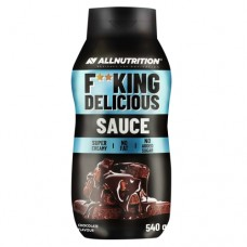 All Nutrition F**King Delicious Sauce, 530 гр.