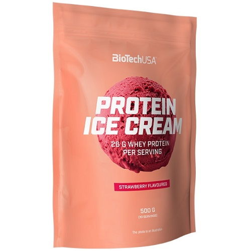 BiotechUSA Protein Ice Cream, 500g