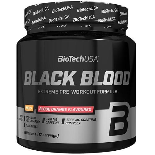 BiotechUSA Black Blood, 330 gr