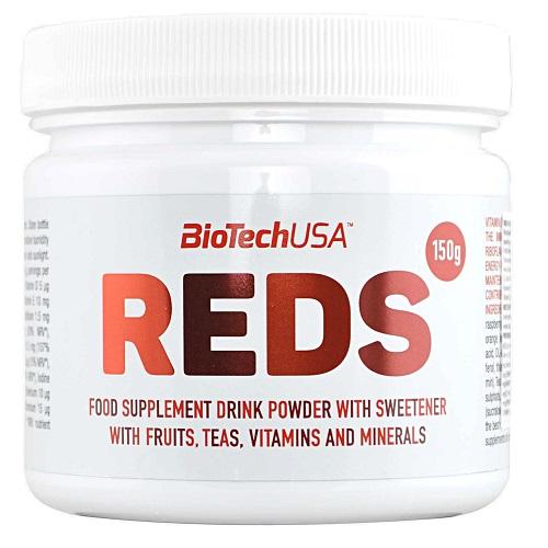 BiotechUSA Reds, 150 gr