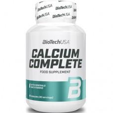 BiotechUSA Calcium Complete, 90 caps