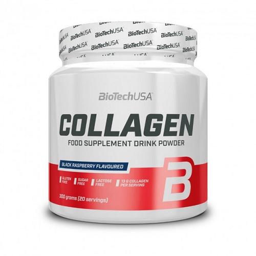BiotechUsa Collagen, 300 g