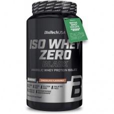 BiotechUSA Iso Whey Zero Black, 908 гр.