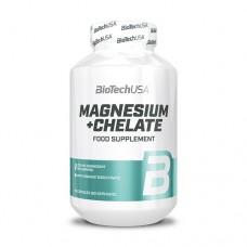 BiotechUSA Magnesium + Chelate, 60 caps