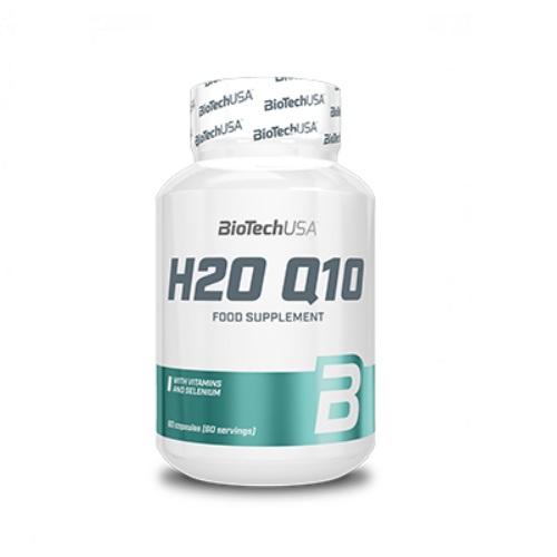 BiotechUSA H2O Q10, 60caps