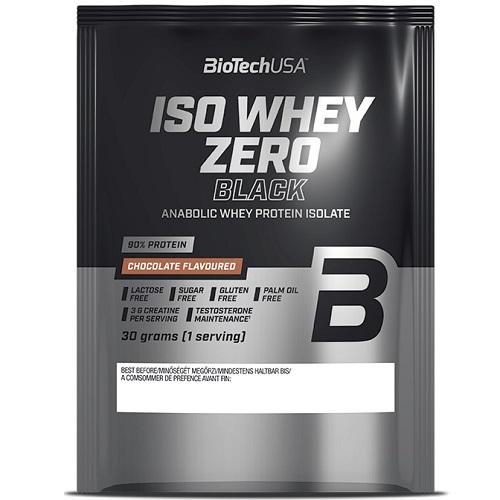 BiotechUSA Iso Whey Zero Black, 30g