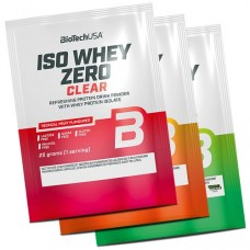 BiotechUSA Iso Whey Zero Clear, 25g