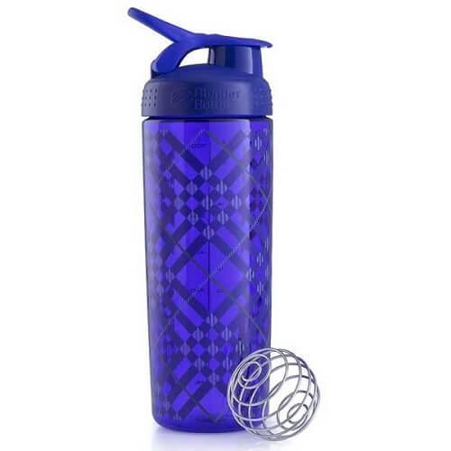 BlenderBottle Шейкер SLEEK 820 ml - Purple