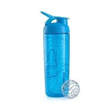 BlenderBottle Шейкер SLEEK 820 ml - Aqua