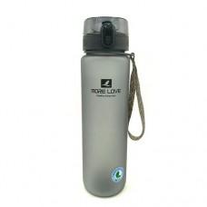 "CASNO Пляшка для води ""More Love"" MX-5041, 1050 мл."
