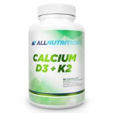 All Nutrition Adapto Calcium D3+K2, 90 caps