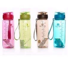 "CASNO Пляшка для води ""More Love"" MX-5040, 850 мл"