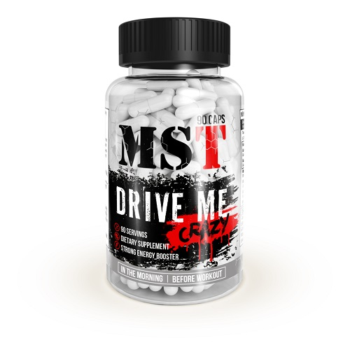 MST Drive Me Crazy, 90 капс.