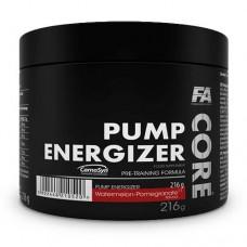 FA Nutrition Pump Core Energizer 216g