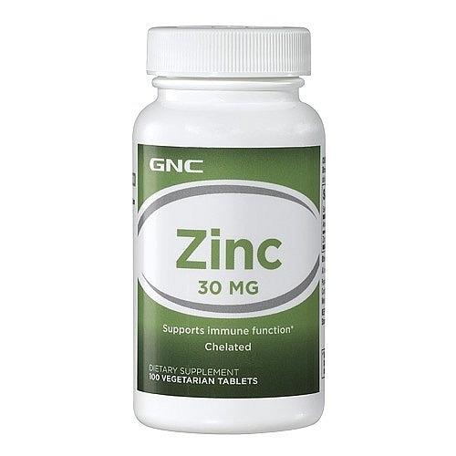 GNC Zinc 50, 100 caps