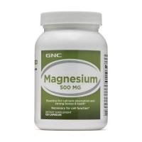 GNC Magnesium 500, 120 caps