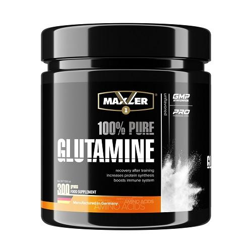 Maxler Glutamine, 300 g