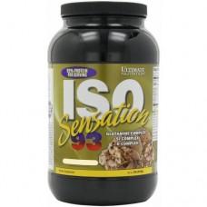 Ultimate Nutrition ISO Sensation 93, 910 g