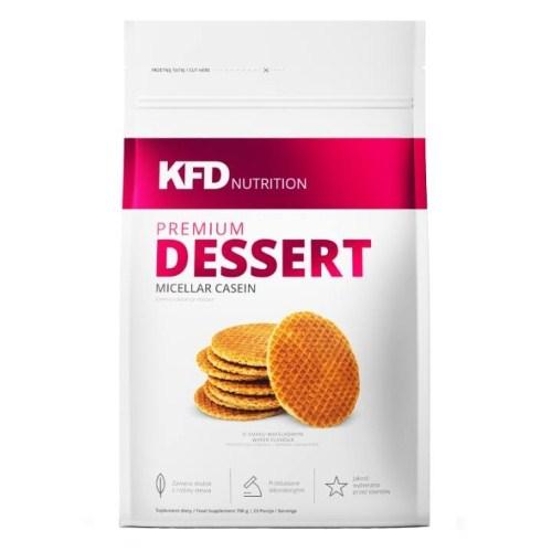 KFD Dessert Micellar Casein, 700g