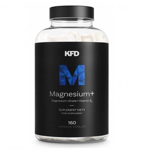 KFD Magnesium+, 160 caps
