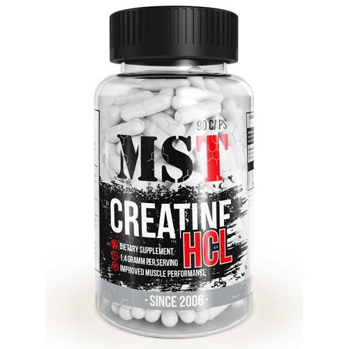 MST Creatine HCL, 90 капс.