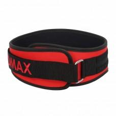 MadMax Пояс MFB 421 (Красный)